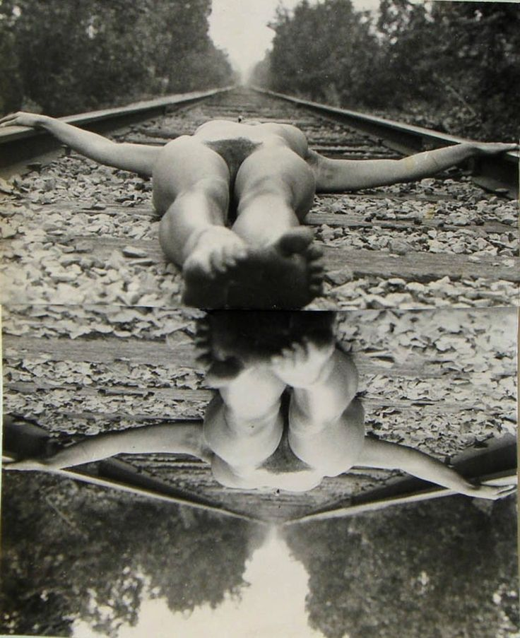 Carolee Schneemann, Parallel Axis - Lying Down, 1975, P.P.O.W