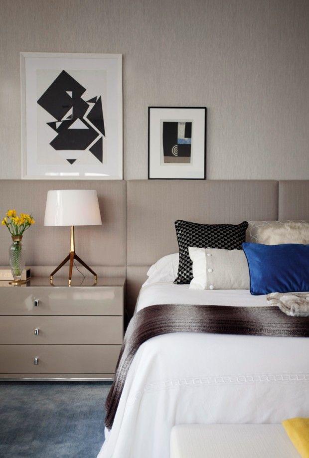 Decoração de quarto: 5 projetos para casais com estilos diferentes