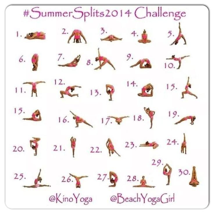 Split challenge