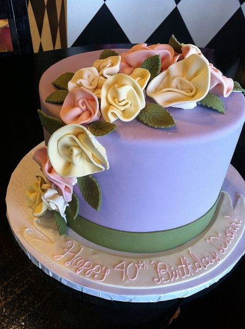 92 Best Images About Happy Birthday Name Cakes On