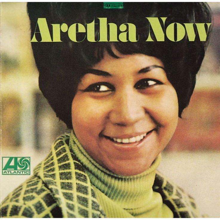 Aretha Franklin - Aretha Now (CD)