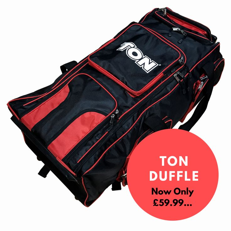 Check out the new S TON Wheelie Duffle Bag now available at VKS for only £59.99