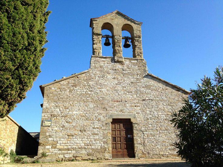 Chiesa di San Michele Arcangelo, Isola Maggiore, Umbria