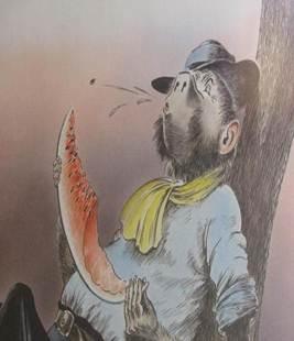 T. O. Honiball se Oom Kaspaas-hulle