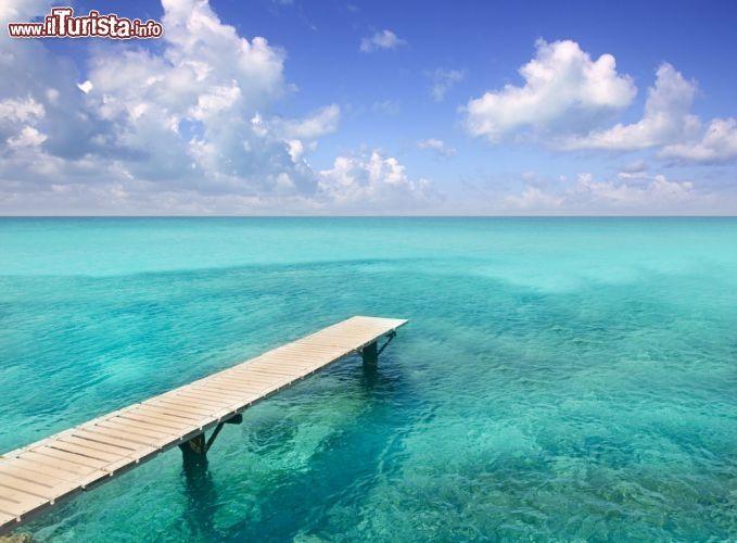 Quando il mare è quello di Formentera ...