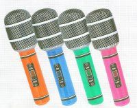 Let's Party With Balloons - Inflatable Microphone, $9.00 (http://www.letspartywithballoons.com.au/inflatable-microphone/)