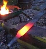 Blacksmithing--How to Forge a Sword