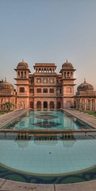 Shekhawati Hindu Palace, Rajasthan, Índia