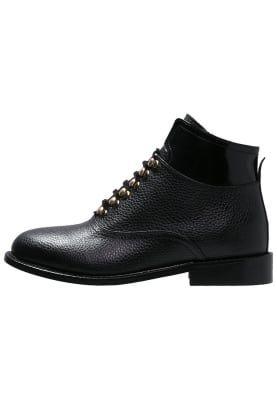 DUNETTE - Boots à talons - noir