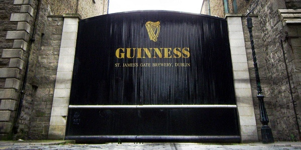 Guinness Factory...I'm gonna go there