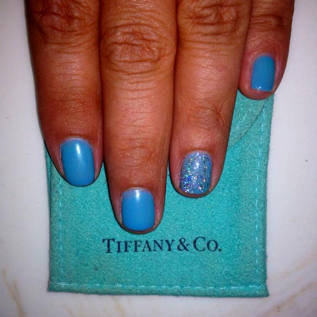 trendy nails!!