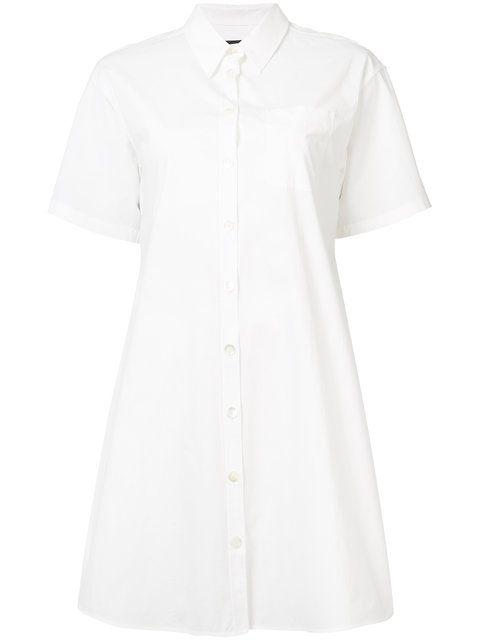 BOUTIQUE MOSCHINO Shirt Dress. #boutiquemoschino #cloth #dress