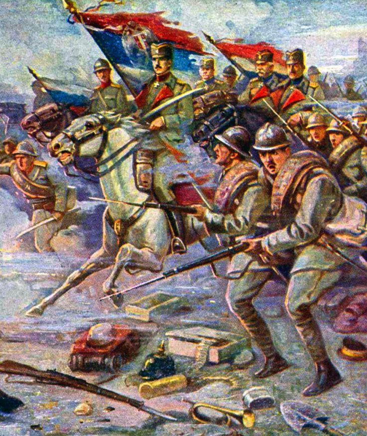 Charge of the Czechoslovak Legion