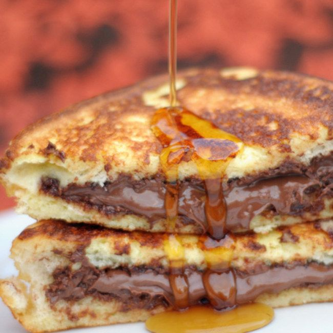 10 Amazing Nutella Recipes You Have To Try