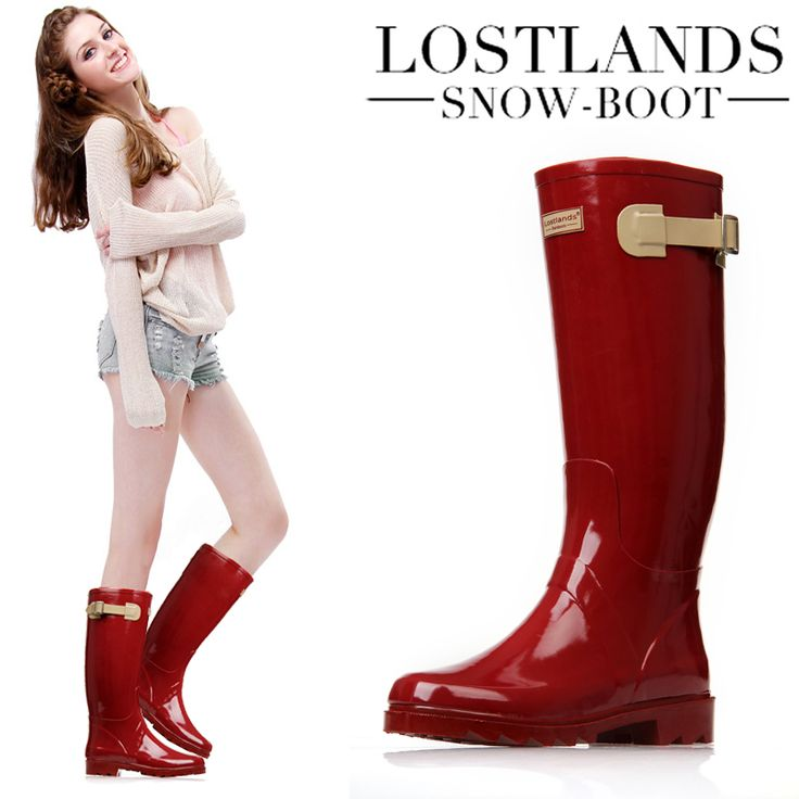 17 Best images about rain boots on Pinterest | Knee highs, Hunter ...
