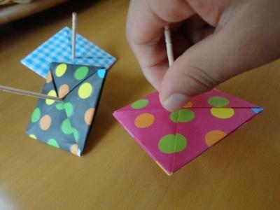 折り紙の : 折り紙のコマの作り方 : jp.pinterest.com