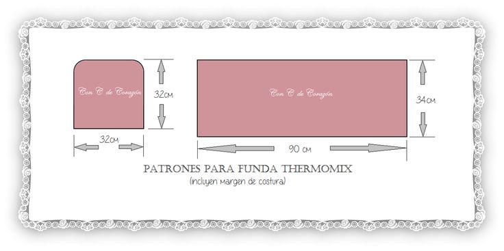 fundas para thermomix