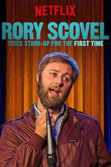 ver Rory Scovel Tries Stand-Up for the First Time (2017) online