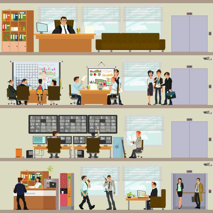 gesundheit am arbeitsplatz 15 tipps f r mehr ergonomie im b ro ein ergonomischer arbeitsplatz. Black Bedroom Furniture Sets. Home Design Ideas