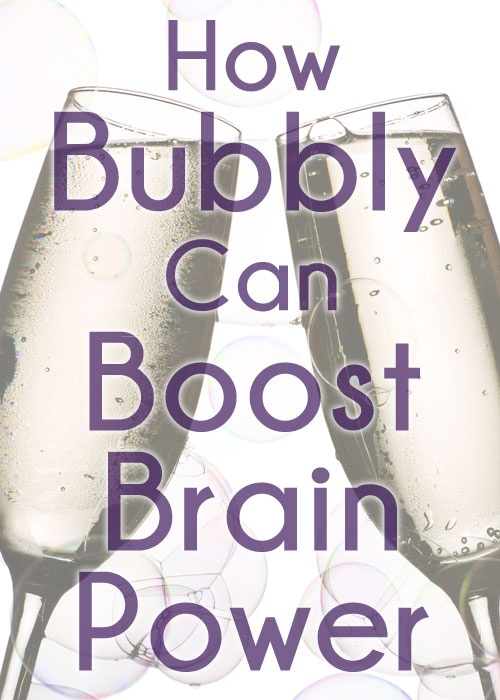 We'll toast to this! Surprising new research shows that #Champagne can bolster spatial memory and help ward off mental decline.