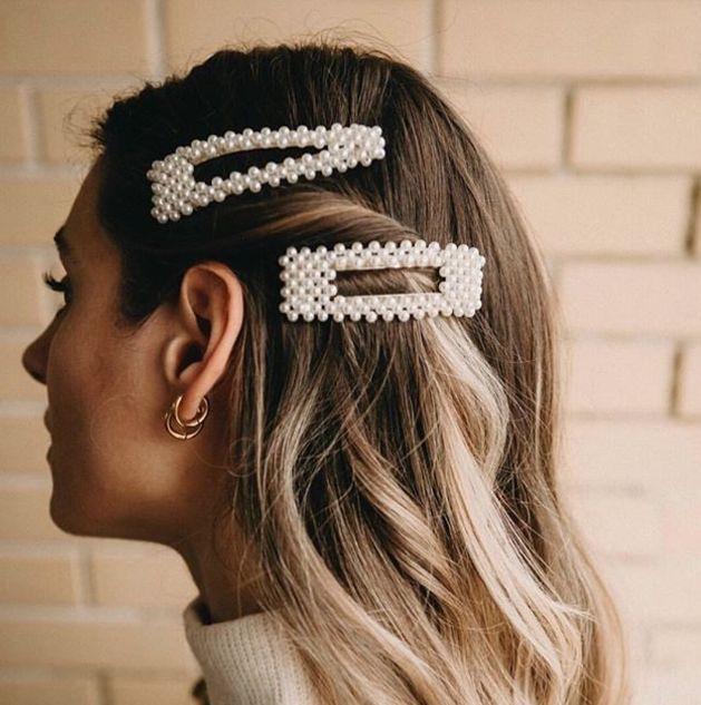 Pasadores, el boom para tu cabello.