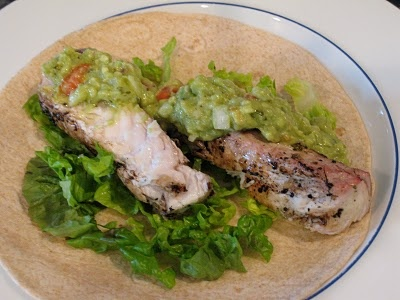 Good Clean Fun: Tequila Lime Fish Tacos | Clean eats | Pinterest