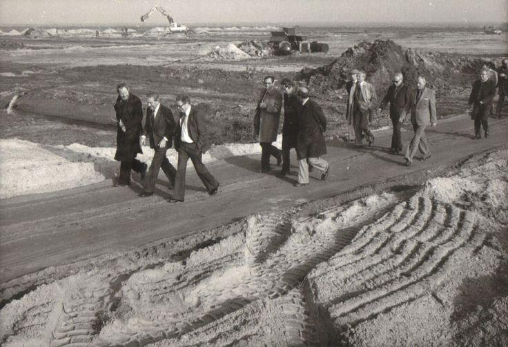 Start bouw Almere stad