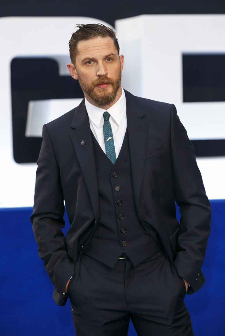 Tom Hardy at the UK Premiere of Legend - London, Sep. 3rd 2015