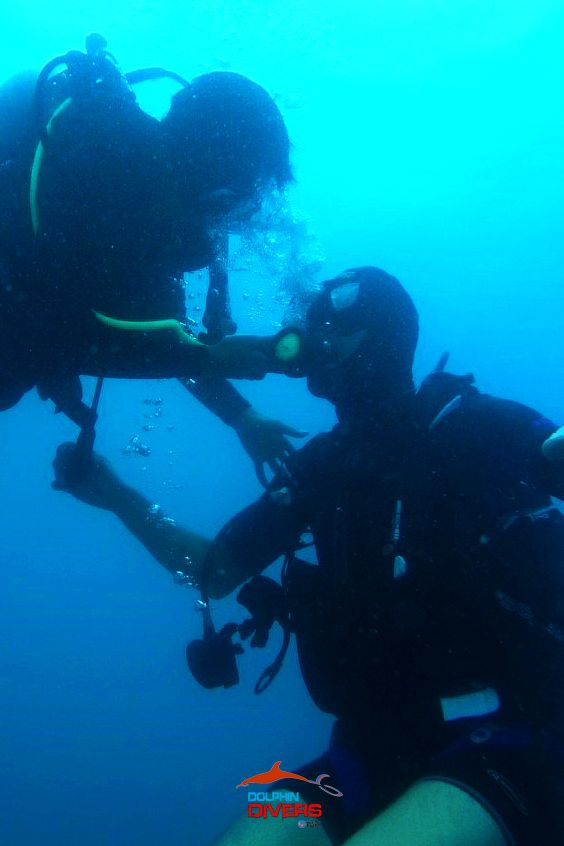 Rescue diver courses #Dolphin Divers #Koh Chang #Thailand