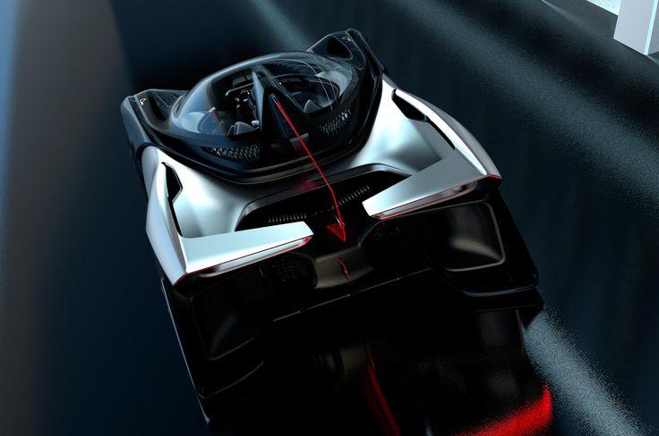 Faraday Future Pairs Up With Formula E Team Faraday Future