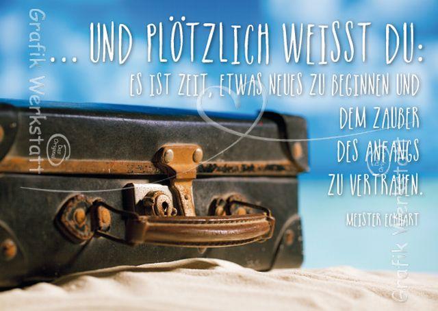 ... und plötzlich weisst du: - Postkarten - Grafik Werkstatt Bielefeld