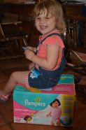 Pampers Easy Ups!! GIVEAWAY!!