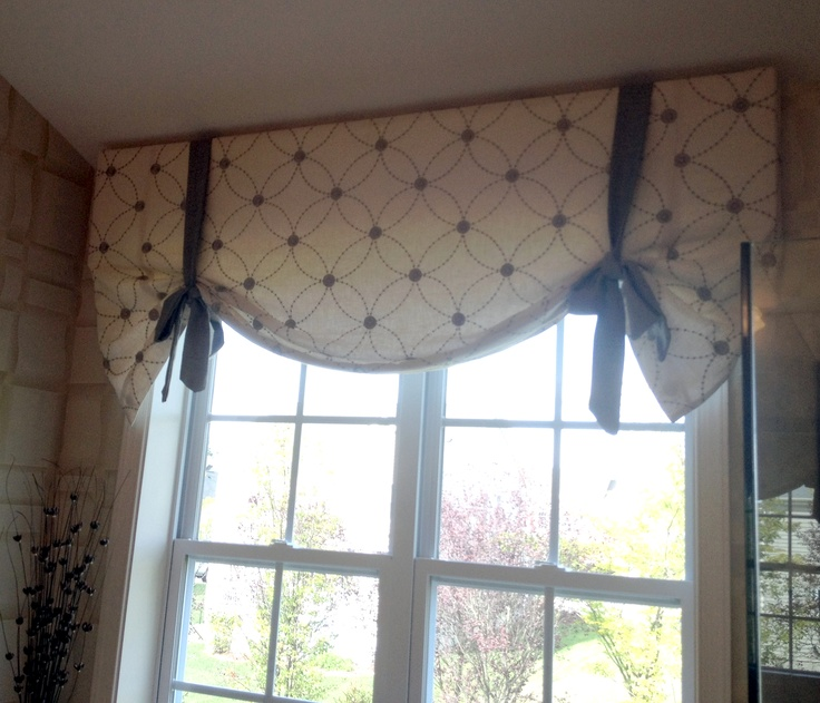 this butterfly valance is super easy to make you can find for this valance