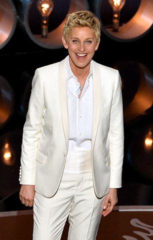 Ellen DeGeneres 2014 oscars