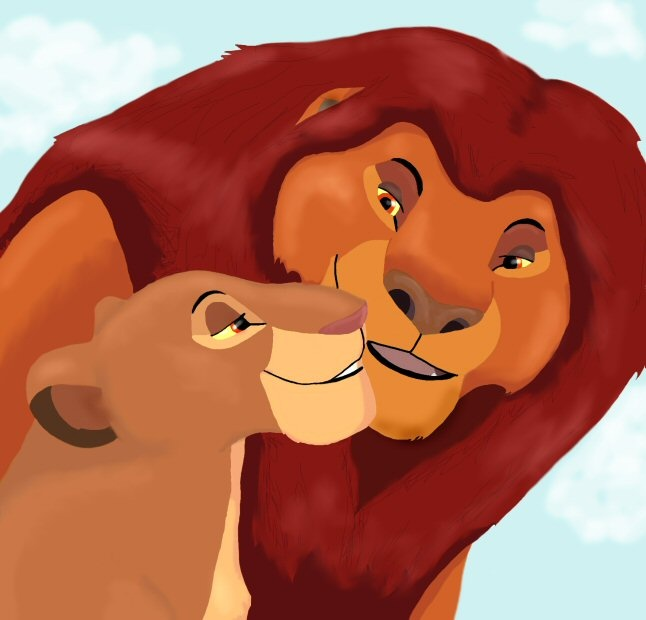 17 best images about mufasa and sarabi on pinterest