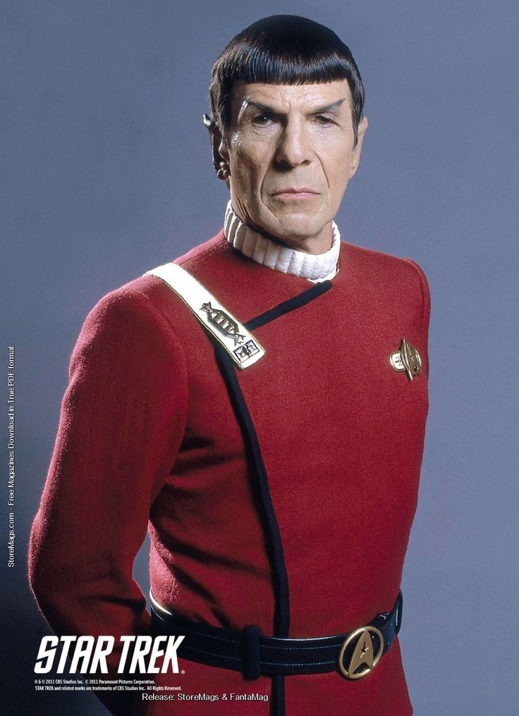 Captain Spock I will miss you Leonard. Thank you for being an inspiration to thousands of us.