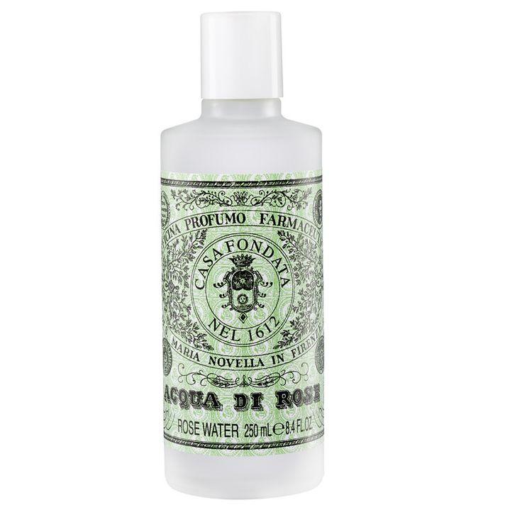 Acqua di Rose - Rose Water by Santa Maria Novella. Shop now at http://www.aedes.com!