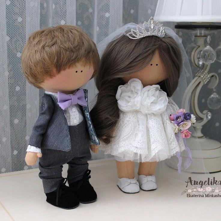 #кукла #кукланазаказ #текстильнаякукла #хобби