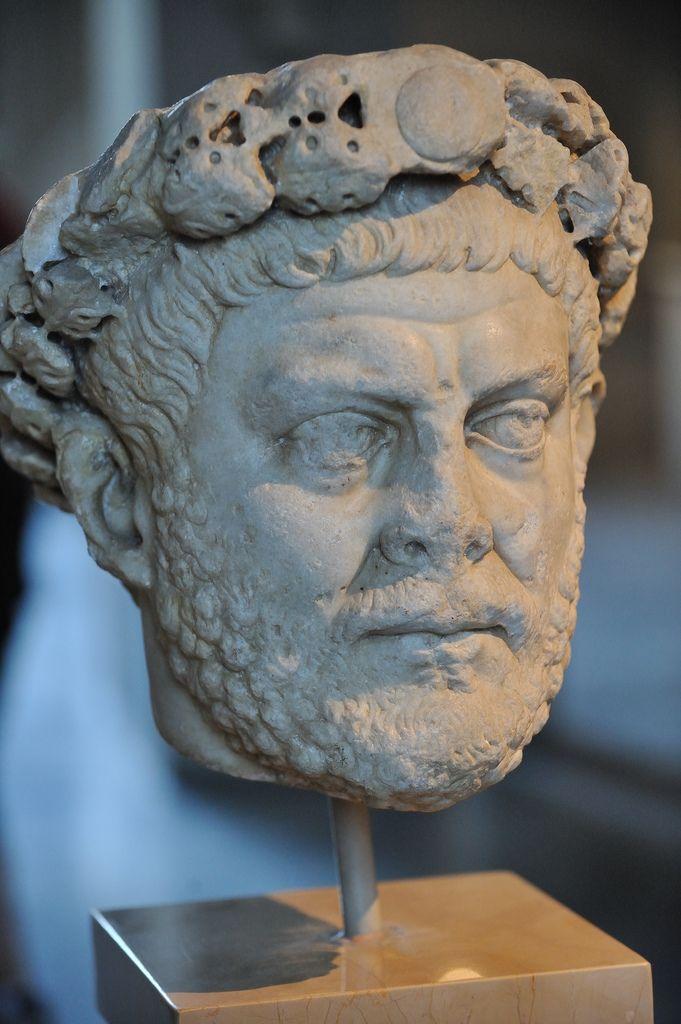 Emperor Diocletianus 284-305 AD