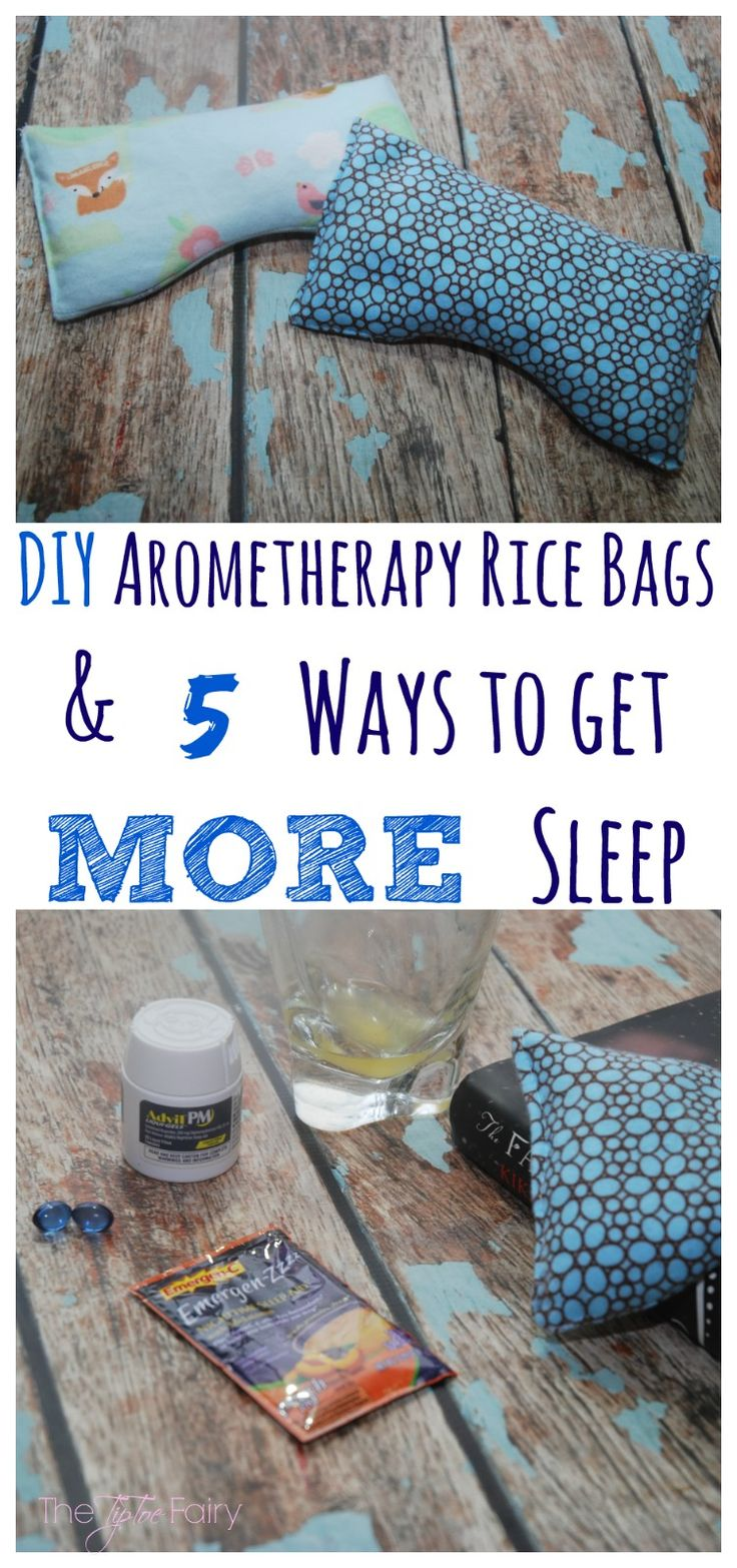Are you looking for ways to #FindRestEasy? Come check out my five favorite ways to ensure I get a goodnight's sleep and make a DIY aromatherapy eye pillow with relaxing essential oils.  These make great gifts! AD