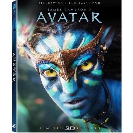 Avatar (3D Blu-ray   Blu-ray   DVD) (Widescreen)