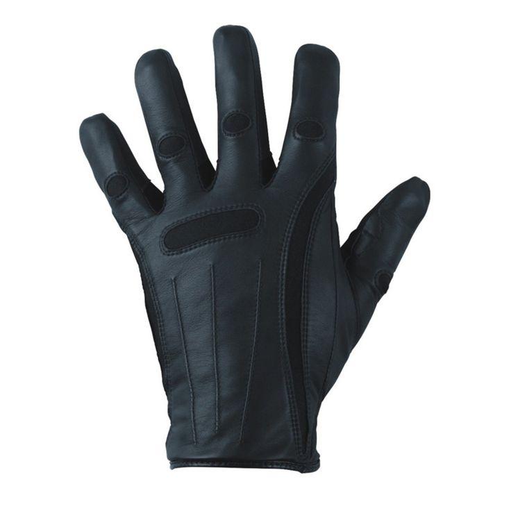 Bionic Women's Black Dress Gloves - DRBWS