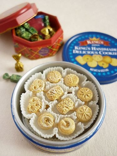 Kjeldsens danish butter cookies | Flickr - Photo Sharing!
