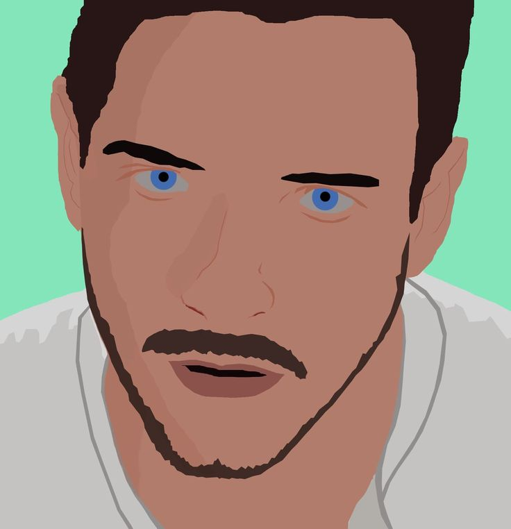 #PeterHale #IanBohen #TeenWolf #Alpha #cartoon *Please credit if using*