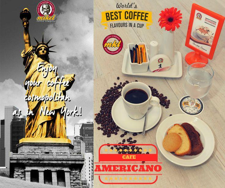 """Επέτειος της Αμερικανικής επανάστασης η 4η Ιουλίου... Ελευθερία και δικαιοσύνη ας είναι τα δώρα της στον πολιτισμό!! Όταν οι Αμερικανοί στρατιώτες πέρασαν από τη χώρα του #espresso κατά τη διάρκεια των Παγκόσμιων πολέμων, οι #coffee #barista της εποχής φρόντισαν να τους προσφέρουν ένα #ρόφημα που να μοιάζει με τον καφέ φίλτρου που συνήθιζαν να πίνουν στην πατρίδα τους... τον γνωστό πλέον ως """"καφέ αμερικάνο"""". #mikelcc #cafeamericano"""