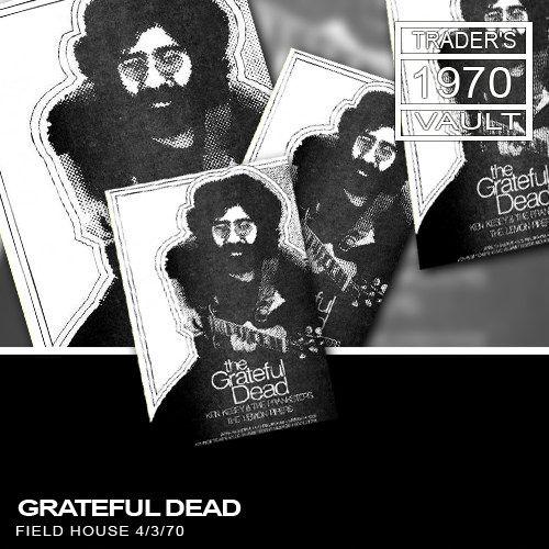"Grateful Dead 4/3/70 Field House, University of Cincinnati Cincinnati OH gd70-04-03.sbd.cotsman.sbefail.flac16 Download: FLAC/MP3 SBD from bootleg ""Cincinnati 1970"" This is a flac encod…"