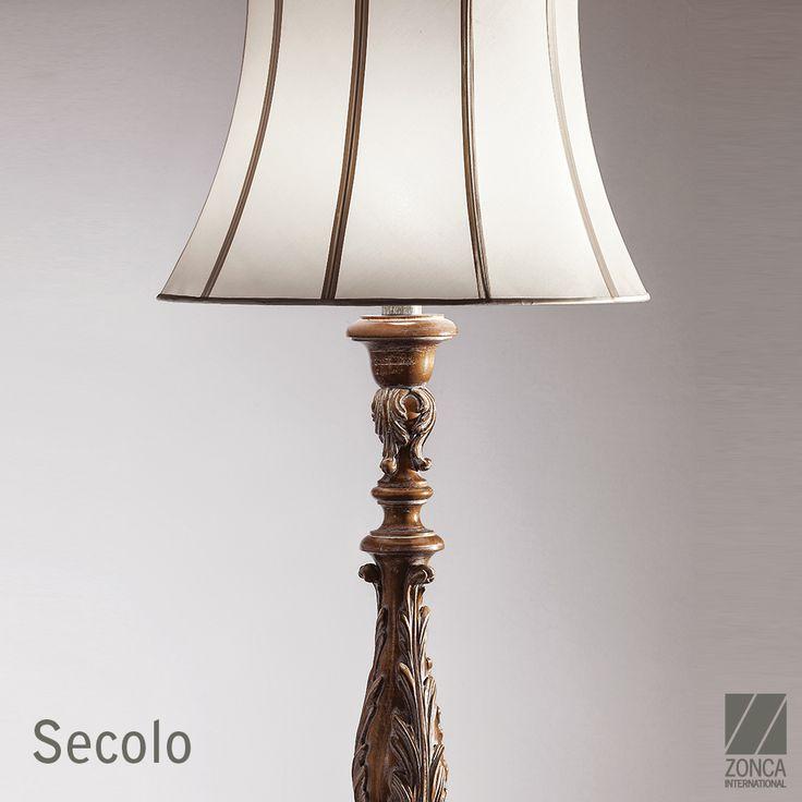 Secolo Classic Floor Lamp - #zonca #zoncalighting