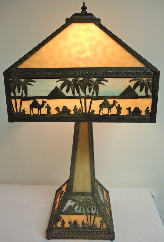 16 best Egyptian Style Table Lamps images on Pinterest | Egyptian ...