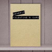 Generic Valentine's Card by Eskimo Circus www.folksy.com/shops/eskimocircus