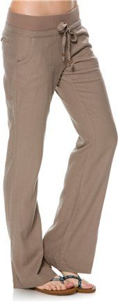 SWELL SANDY DRAW STRING BEACH PANT  You can NEVER own enough pairs of beach pants!!